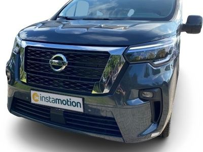 gebraucht Nissan NV300 NV300Kombi L1H1 28t TEKNA Aut. 8Sitzer-Navi-Design-LED