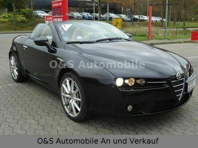 gebraucht Alfa Romeo Spider 2.4 JTDM *GARANTIE*XENON*LEDER*TÜV NEU* als Cabrio/Roadster in buxtehhude