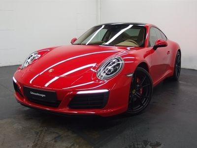 käytetty Porsche 991 911 CS Coupe, PDK, BOSE, LED, SWA, uvm.