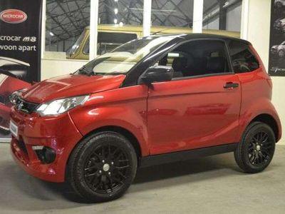gebraucht Aixam City GTI LOOK Multimeda Mopedauto Leichtmobil 45