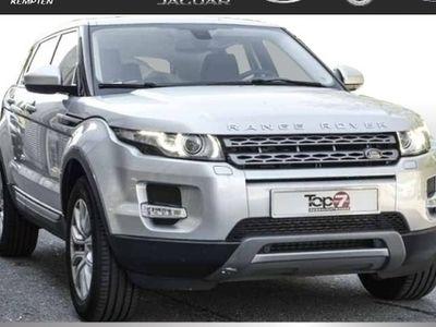 gebraucht Land Rover Range Rover evoque 2.2 SD4 Pure Technik StartStopp (Xenon Leder Klima