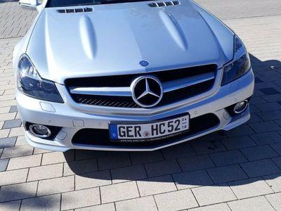 gebraucht Mercedes SL350 7G-TRONIC AMG Styling Paket