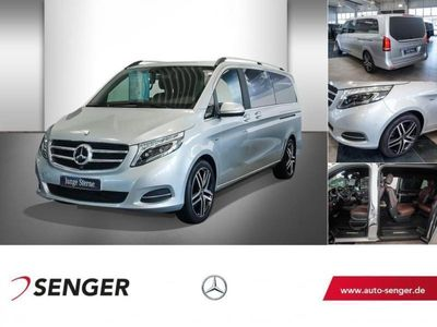 gebraucht Mercedes V250 d Av. Edition Extralang Avantgarde COMAND 360K