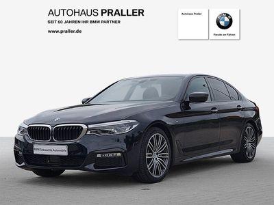 gebraucht BMW 540 i xDrive Limousine M Sportpaket Head-Up HiFi