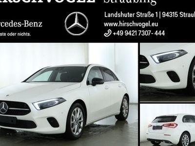 gebraucht Mercedes A220 d Progressive+Night+MBUX+Navi-Pr+MULTIBEAM