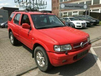 gebraucht Opel Frontera B Barbour