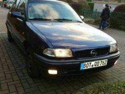 gebraucht Opel Astra automatikgetriebe
