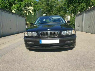 gebraucht BMW 323 E46 i Automatik - TÜV bis 08.22