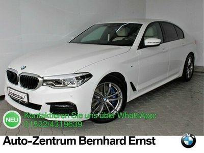 gebraucht BMW 530 i M Sportpaket Innovationsp. Navi Prof. RFT