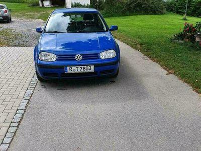 gebraucht VW Golf IV VerkaufeTDI 115 PS, 6 Gang Getriebe