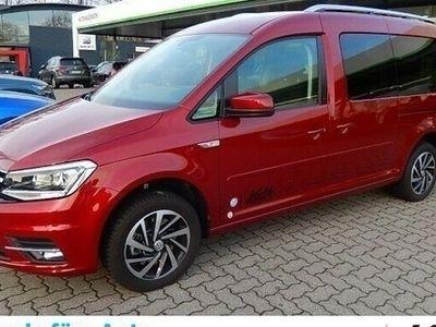gebraucht VW Caddy Maxi Life Join 7-Sitzer 1,4 L 92 KW TSI, Navi,