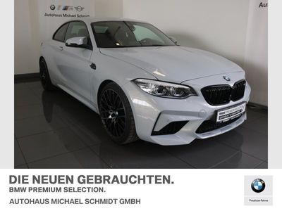 gebraucht BMW M2 Competition DAB+MEMORY+LED+HARMAN+CARBON FIBRE+