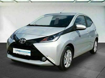 gebraucht Toyota Aygo x-play Team Deutschland
