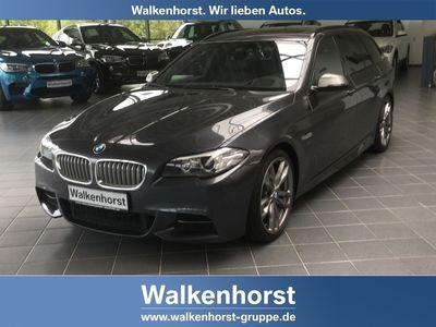 gebraucht BMW M550 d xDrive Touring M-Sport EURO 6 Alarm StandHZG PGD NAVI HUD