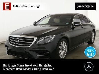 gebraucht Mercedes S500L AMG Nachtsicht Fondent 360° Stdhzg
