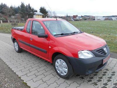 gebraucht Dacia Logan Pick-Up 1.5 DCI-1.Hand-AHK-Plane-gepflegt!
