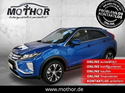 gebraucht Mitsubishi Eclipse Cross SPIRIT 1,5 l Turbo-B. 2WD CVT