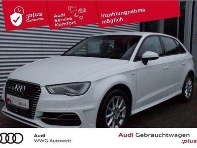 gebraucht Audi A3 Sportback e-tron Attraction 1.4 TFSI S tronic