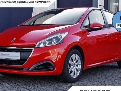 gebraucht Peugeot 208 Active 82 PT Klima+Fenster el.