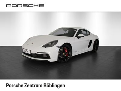 gebraucht Porsche 718 CaymanGTS CONNECT PLUS/KAMERA/LENKRADHEIZUN