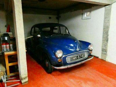 gebraucht Morris 1000 MinorBj 1967 Restaurationsobj...