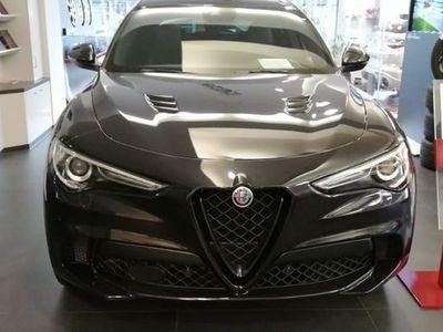 gebraucht Alfa Romeo Stelvio 2.9V6Bi-Turbo AT8-Q4 Quadrifoglio*Vollausstatt*