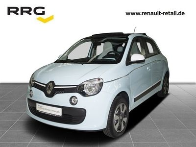 gebraucht Renault Twingo III 1.0 SCe 70 LIBERTY Faltdach, Einparkh