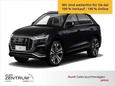 gebraucht Audi Q8 50 TDI quattro S - line Euro 6, B O Soundsystem