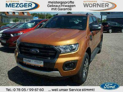gebraucht Ford Ranger Doppelkabine 4x4 Wildtrak