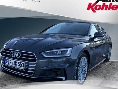 gebraucht Audi A5 Sportback sport 2.0 TDI quattro S line 140 kW S