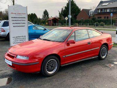 gebraucht Opel Calibra 2.0i TÜV 07.2021 143.371 KM Euro II