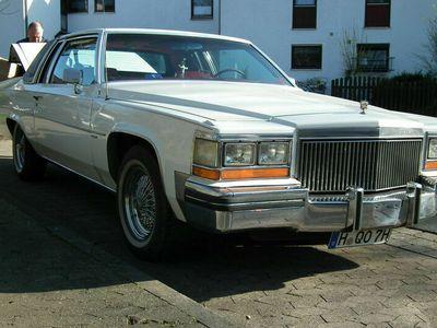 gebraucht Cadillac Coupé DeVille mit H- Kennzeichen als Sportwagen/Coupé in Hannover