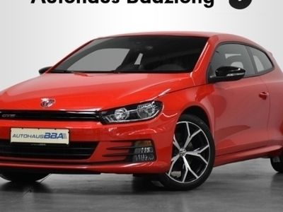 gebraucht VW Scirocco GT S BMT 2.0 TSI Leder PDC Klima SHZ Temp