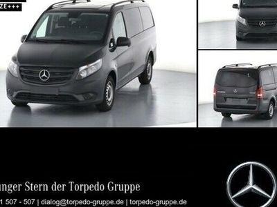 gebraucht Mercedes Vito 114 TOURER PRO L+2xKLIMA+7GTR+9-SITZE+EU6
