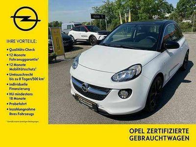 gebraucht Opel Adam Unlimited 1.0 Turbo 90PS, SHZ, IntelliLink