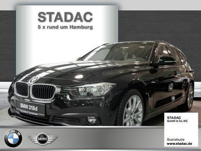 gebraucht BMW 318 d Touring (Navi Klima Einparkhilfe)