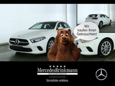 gebraucht Mercedes A180 d PROGRESSIVE/MBUX/LED/SHZ/NAVI/PARKTRONIC