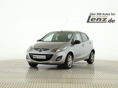 gebraucht Mazda 2 Kenko USB KLIMAAUTOMATIK PDC SITZHEIZUNG