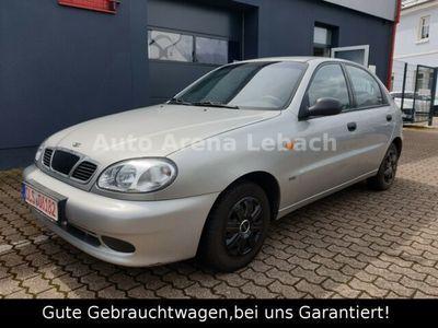 gebraucht Chevrolet Lanos SE 1.4*55KW*1-Hand*79Tkm*Klima*