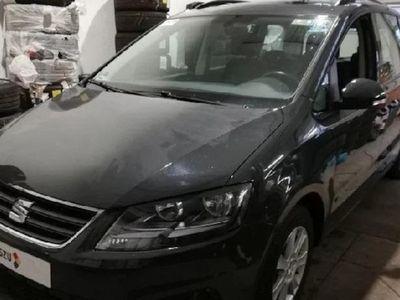 gebraucht Seat Alhambra 2.0 TDI Style 7-Si. Navi eSD Stdhzg AHK Euro6