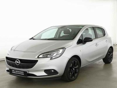 gebraucht Opel Corsa E Color Edition 5T 1.4 Turbo Xenon Klimaau