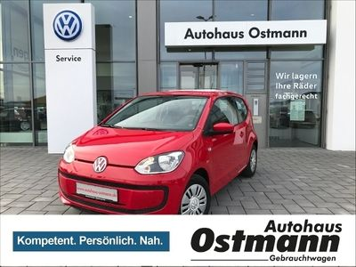 gebraucht VW up! move 1.0 RCD215*Funk*EURO6