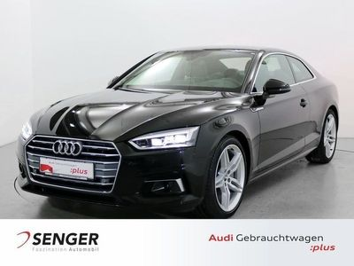 käytetty Audi A5 Coupé 2.0 TDI Navi Plus S tronic S line B&O