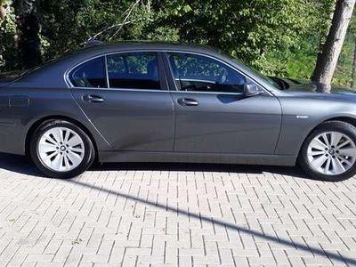 gebraucht BMW 740 7er