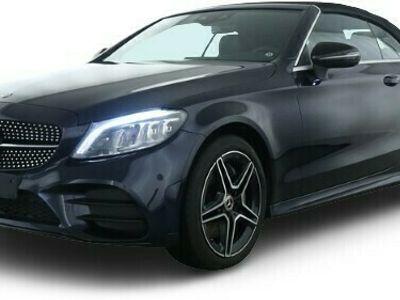 gebraucht Mercedes C400 C 400 Cabrio 4Matic AMG Line AHK 3xHighEnd