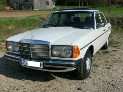 gebraucht Mercedes 240 MercedesD (W123 Stufenheck)