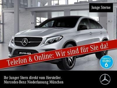 gebraucht Mercedes GLE450 AMG AMG Cp. 4M 360° Airmat Stdhzg Pano Harman