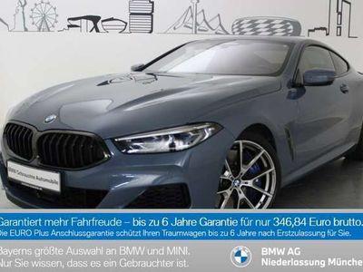 gebraucht BMW 850 i M xDrive Coupé M Sportbr. DAB Bitzbel.