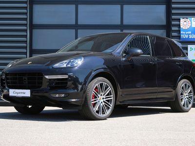 gebraucht Porsche Cayenne Turbo | Sportdesign | PDCC | Panorama
