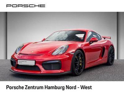 gebraucht Porsche Cayman GT4 3.8 Clubsport PCCB PCM PDLS+